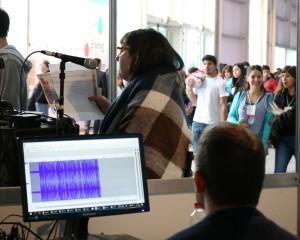 Transmisión de Radio ISER